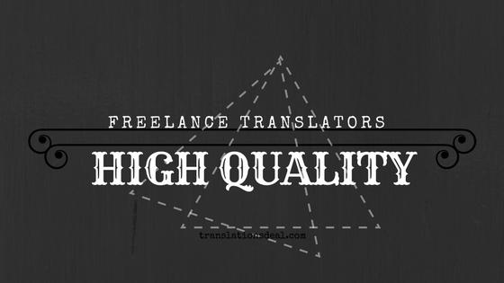 Content freelance translators